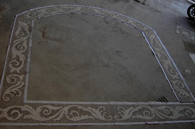 Pavimenti e Greche in Marmo